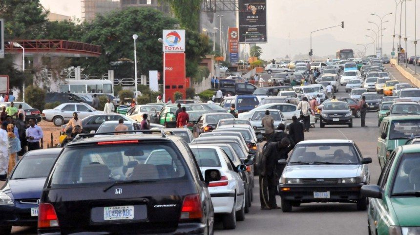 Fuel scarcity spreads nationwide
