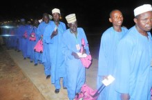 MUSLIM PILGRIMS FROM GOMBE STATE