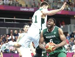 nigerian basketball