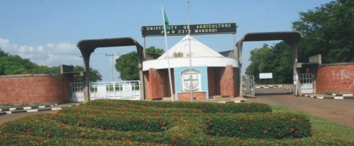 Federal University of agriculture, Makurdi