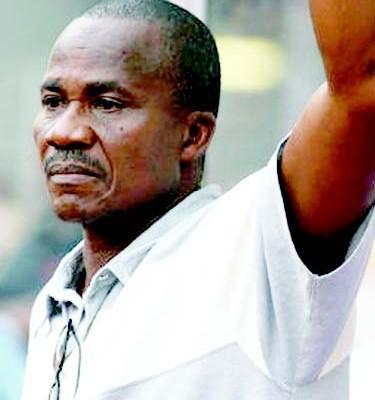 Super Falcons' Coach, Kadiri Ikhana
