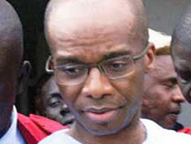 Okey Nwosu, former Managing Director of FinBank PLC