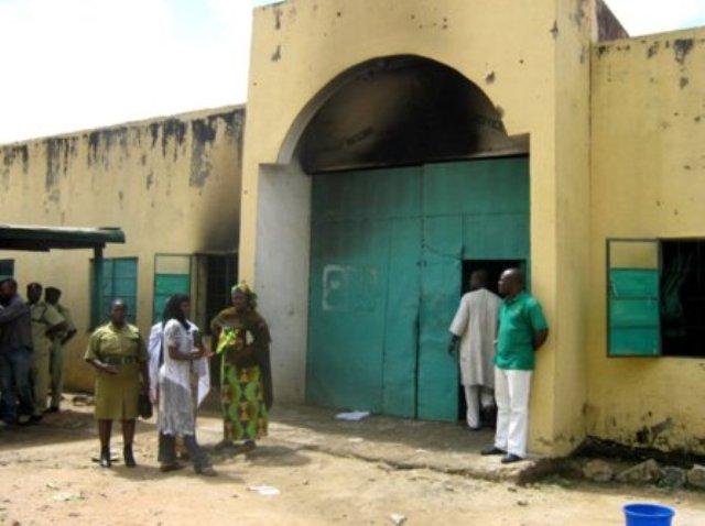 Image result for prison inmates nigeria