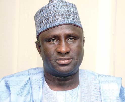 Former Transport Minister, Senator Idris Umar