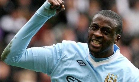 Yaya Touré (Photo: guardian.co.uk)