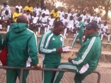 Eagles in training for Afcon 2013