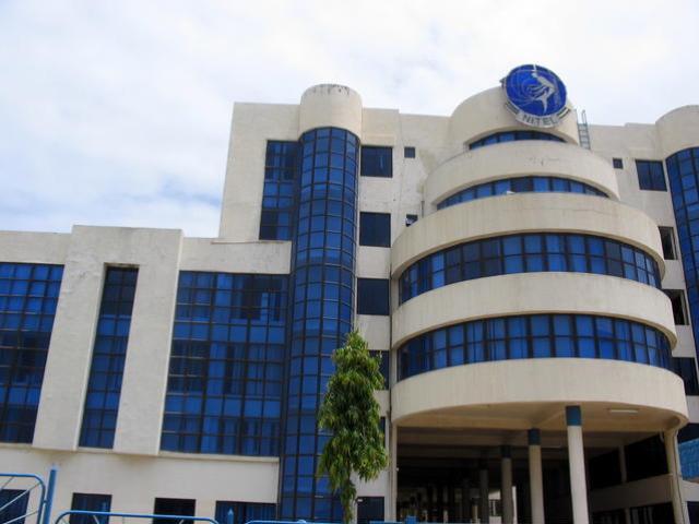 NITEL Headquarters.... Photo Credit: www.theparley.net