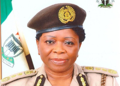 Sacked Comptroller General Rosemary Uzoma