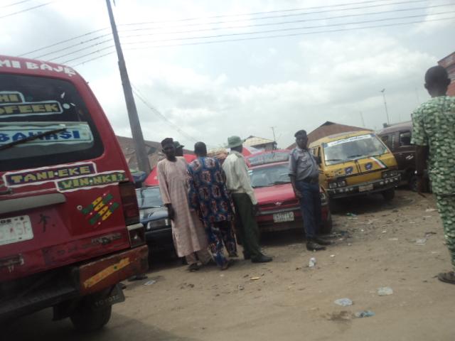 Ogun Motor Park Garage NURTW