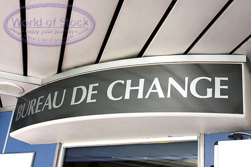 Advice for britons traveling to spain ditch the bureaux de change