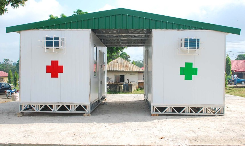 TUBERCULOSIS TREATMENT UNIT, FEDERAL MEDICAL CENTRE, KEFFI, NASARAWA STATE