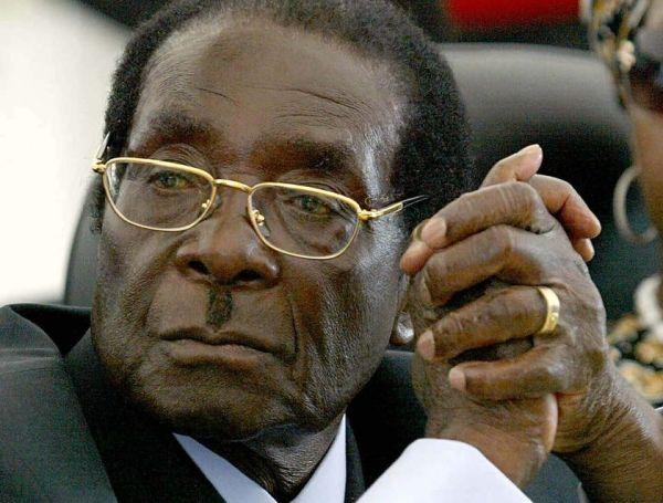 Robert Mugabe, former President of Zimbabwe