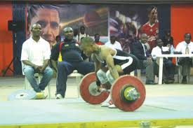Weightlifters