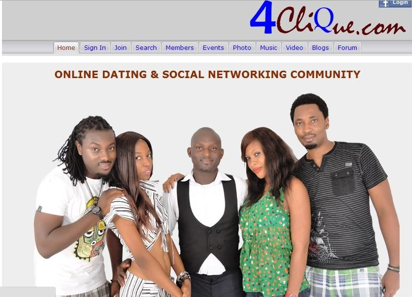 4clique dating site 4clique is a dating and social network site where you can meet new people, make friends, dates, share music, photos and video, share your core relationship issues with us and we give you the best advice to have it solved.