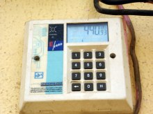 Electricity prepaid meters used to illustrate the story.