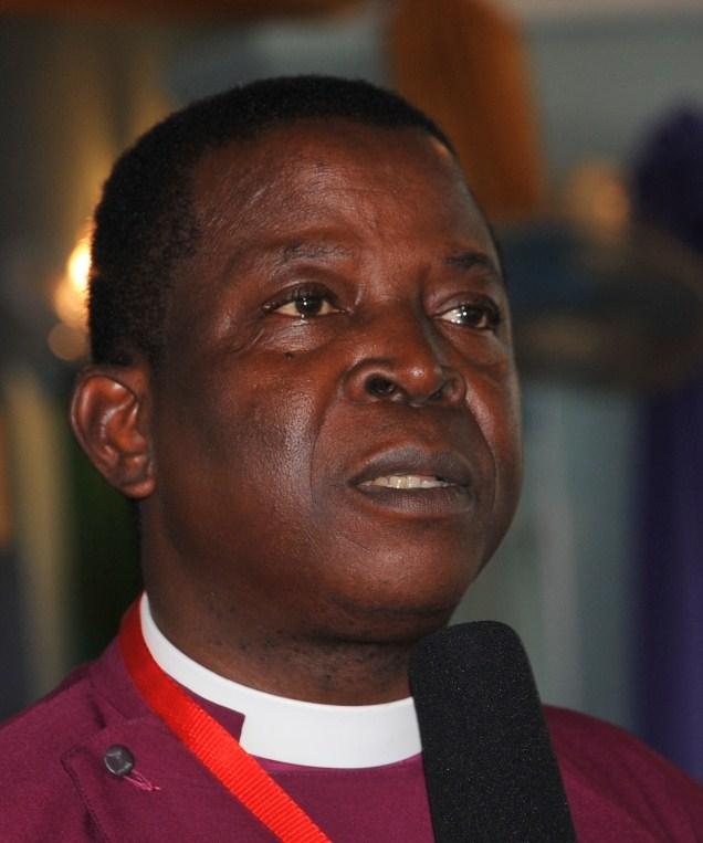 The Primate of the Church of Nigeria (Anglican Communion), Nicholas Okoh