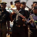 Police armed for protest