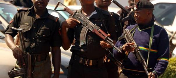 FILE PHOTO: Nigeria Police Officers