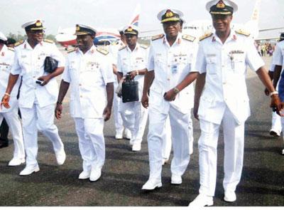 Nigerian Navy, merchant Navy clash in Lagos - Premium Times Nigeria
