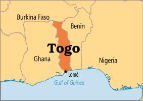 togo-Map