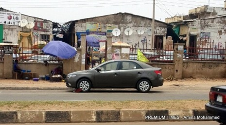 Abuja car jacking