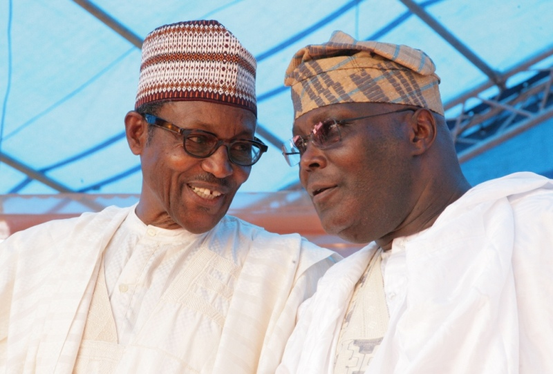 Buhari and Atiku will contest for the presidential flag of the All Progressives Congress.