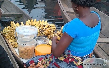 Makoko's moving markets
