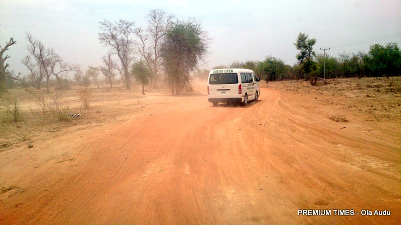 Road to Chibok