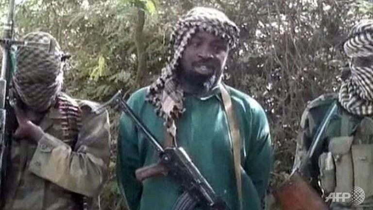 Abubakar Shekau, self acclaimed Boko Haram leader