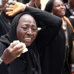 mothers of the missing Chibok school girls
