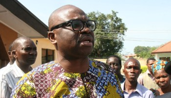 Image result for Falana faults Fayose over dismissal of Ekiti appointees