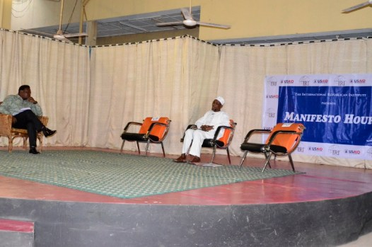 Osun governorship debate