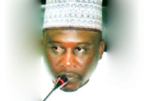Acting Governor Of Adamawa state, Ahmed Fintiri