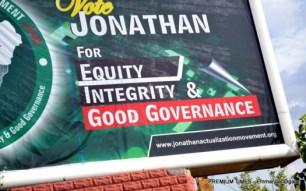 Googluck Jonathan 2015 illegal campaign (2)