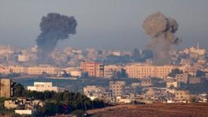 Israel/Gaza air strike