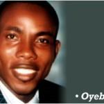 Managing Editor, New Nigerian Compass, Segun Oyebolu