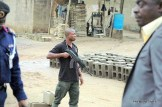 PICTURES FROM SCENE OF assassination attempt on the commandant general NSCDC5