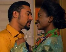 A scene from the movie Being Mrs. Elliot  Image Courtesy: Bella Naija