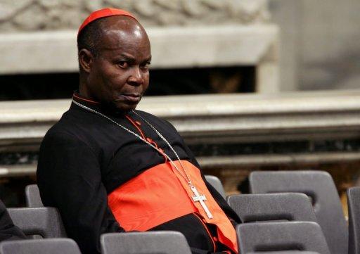 Image result for Cardinal Anthony Olubunmi Okogie