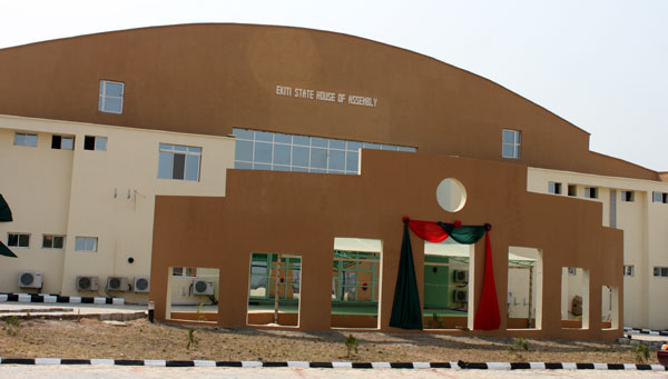 Alleged misappropriation: Ekiti Assembly summons suspended LG chairmen