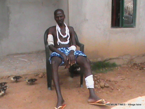 Chief Torna Usue, one of the victims of the Taraba attack
