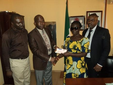 EFCC recovers N550, 000 for blind teacher