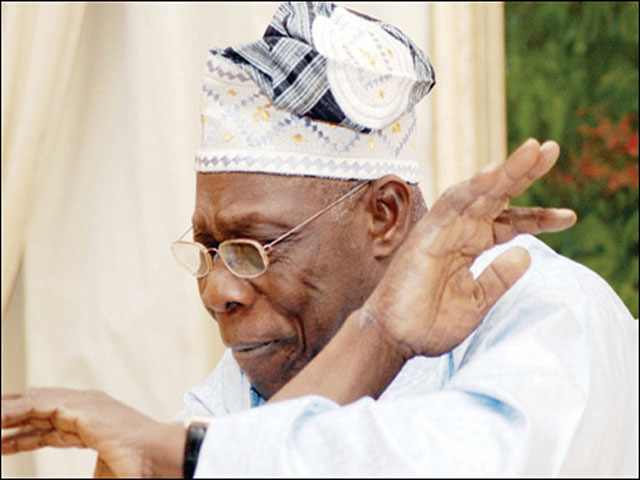 Image result for obasanjo warns