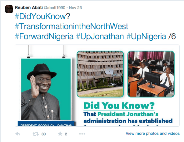 Reuben Abati Vs. Kano State Government: The contentious tweet and images