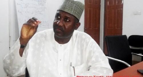 Nigerian Lawmaker Sani Zorro