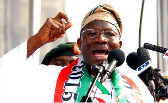 Former Nigeria`s, President Goodluck Jonathan