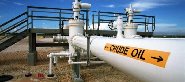 Crude Oil pipelines