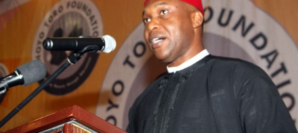 Former Minister of Aviation, Osita Chidoka