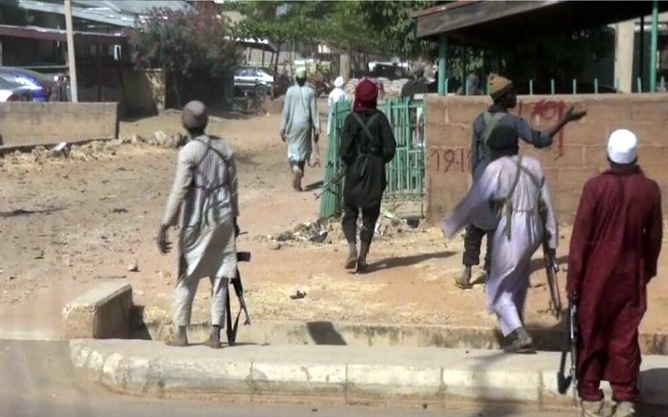FILE PHOTO: Boko Haram