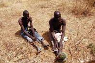 More captured terrorists